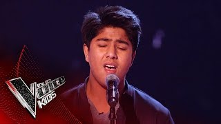 Adi Performs 'Sweet Creature' | Blind Auditions | The Voice Kids UK 2019