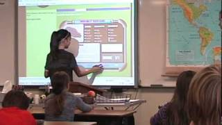 Teachers using Smart Boards at Immanuel Lutheran School