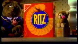 Nabisco Ritz Cracker Commercial (1989)