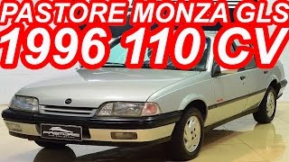 PASTORE Chevrolet Monza GLS 1996 FWD MT5 2.0 110 cv