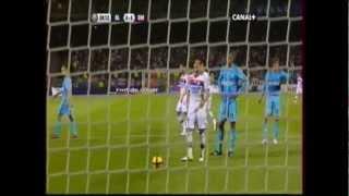 Lyon 3-2 Marseille résumé