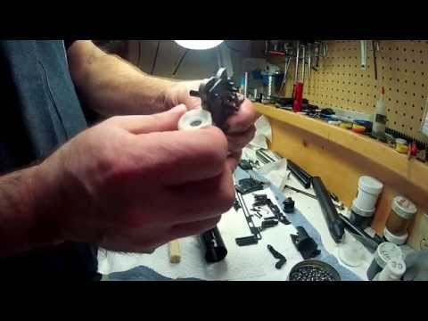 Pt 1 of 2 How to gas ram hatsan & others and air gun info