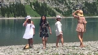 Bikini Shoot | accidentally deleted | Oeschinensee (kandersteg) Ep. 2
