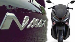 Yamaha New N-Max Facelift update hasil render terbaru 2019/2020