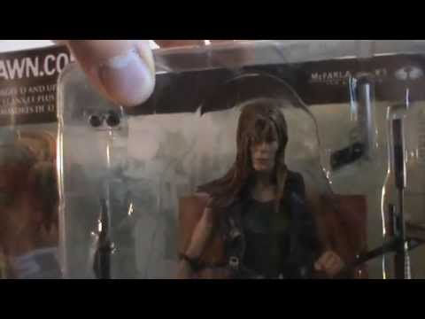 Toy Spot - McFarlane Toys Movie Maniacs Sarah Connors