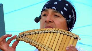 Magic music Grassland!  Индеец Runa Kay.
