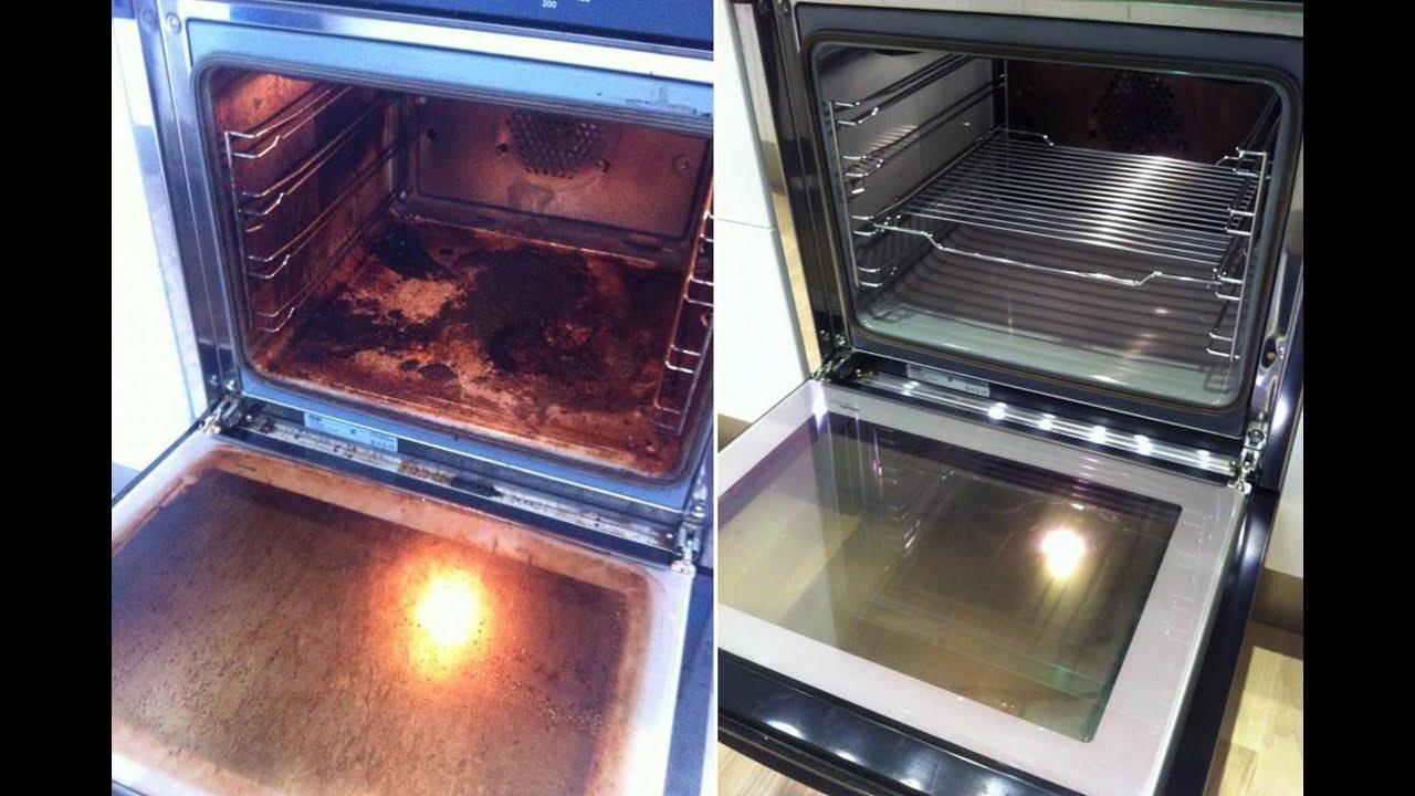 Чем очистить старую плиту от нагара в домашних условиях