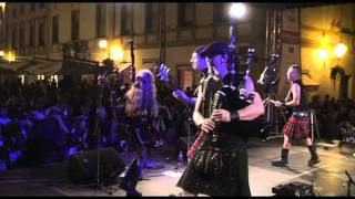 Smoke on the Water, Scotland the Brave Live