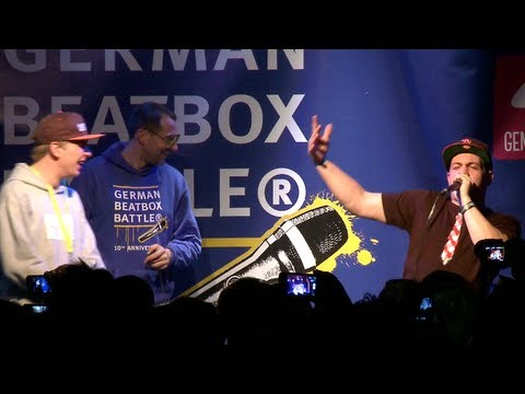 Babeli vs Rookiie - German Beatbox Battle Final 2012