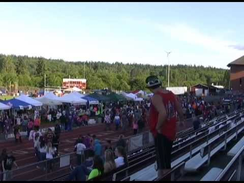 Relay for Life at South Kitsap High School 2013