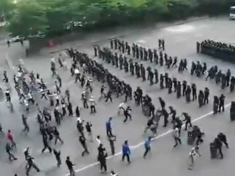 Tropa De Choque Na Asia video