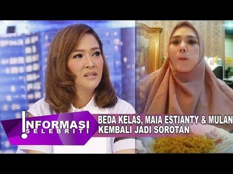 Download  Heb0h Aksi Mulan Jameela Makan Mie,  Hingga Maia Estianty Beri Nasehat Gratis, download lagu terbaru