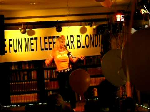 Leefbaarblond - Annie -- The Tide is High
