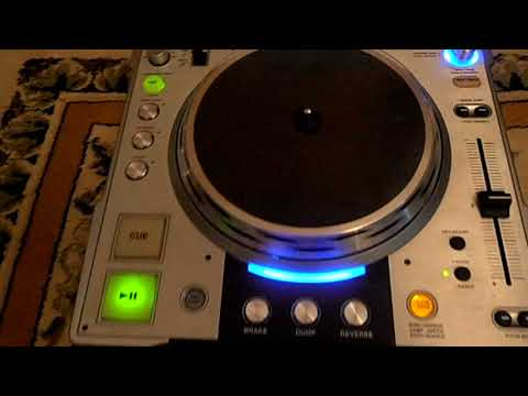 Denon DN S3500 DJ CD/MP3 Player