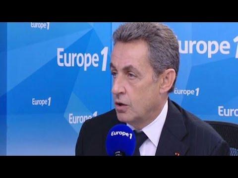 Syrie et lutte contre le terrorisme : Nicolas Sarkozy répond aux questions de Jean-Pierre Elkabbach