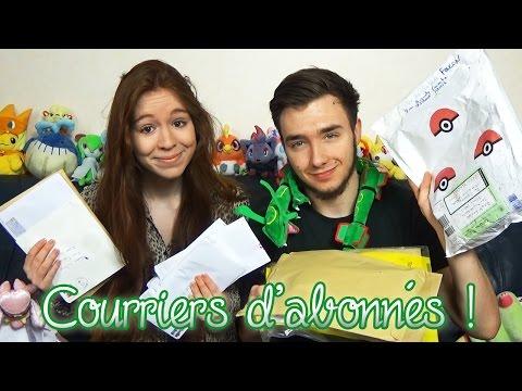 Boite aux lettres Pokémon #20 - Rigolade & Merveilleux Cadeaux avec David !