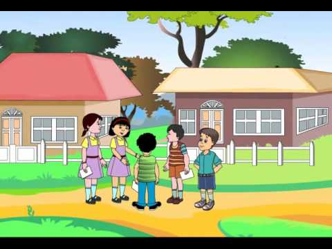 Doll animated story in hindi