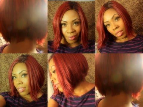 K Michelle Red Hair Bob K Michelle BET Awards Inspired