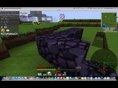 tekkit hack client crystal demo (PC and Mac)