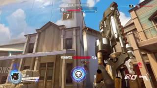 Overwatch McCree Gameplay