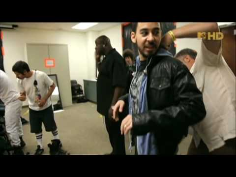 Linkin Park Backstage at the Transformers 2 premiere Music Videos