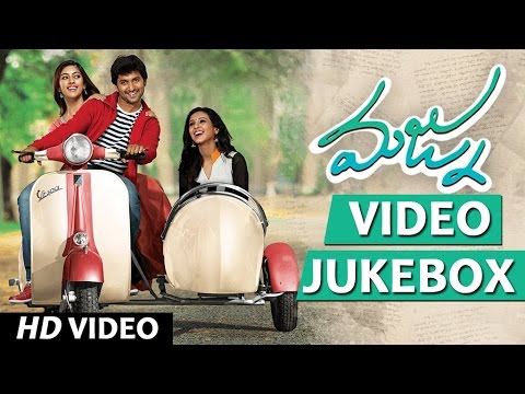 Majnu Video Jukebox | Majnu Songs | Nani | Anu Immanuel | Gopi Sunder