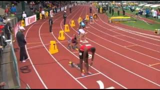 IAAF World Junior Championships 2014 - Men's 200 Metres Preliminaries Heat 4
