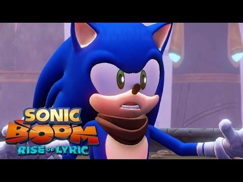 Sonic Boom: Rise of Lyric - Gamescom 2014 Trailer [1080p] TRUE-HD QUALITY