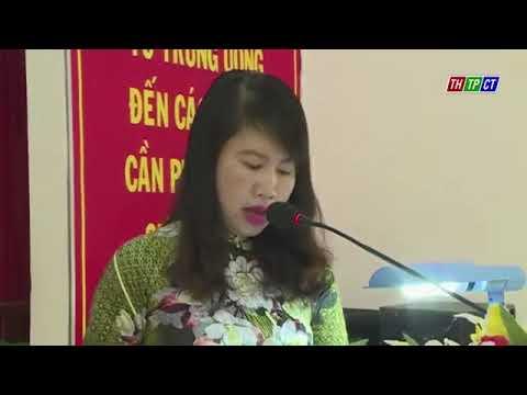 Ô Môn đánh giá giữa nhiệm kỳ thực hiện Nghị quyết Đại hội đại biểu phụ nữ