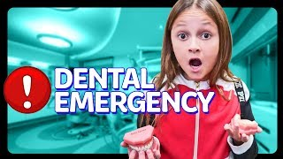 Dental Emergency! Do I need Surgery? | Sophie Fergi