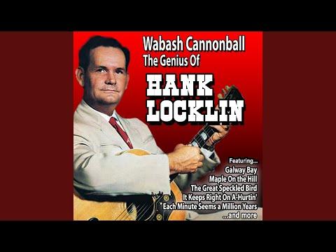 Hank Locklin - Maple On The Hill