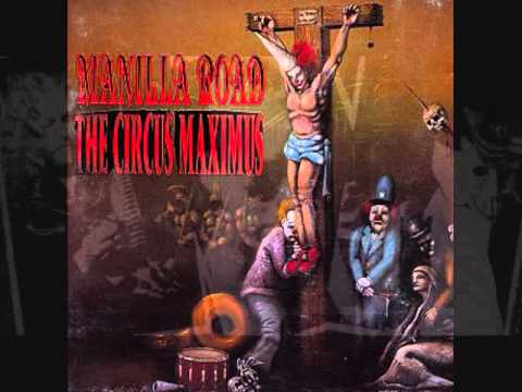 Manilla Road - No Touch