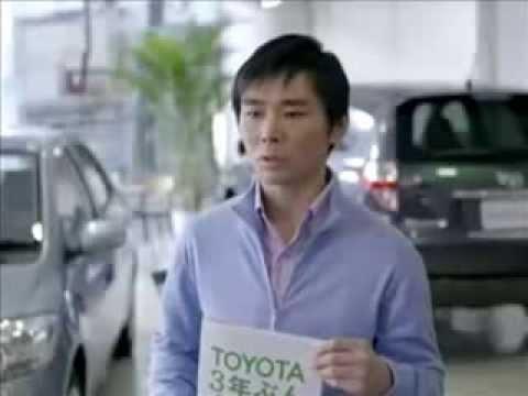 加藤清四郎くん出演のトヨタCM「こども店長」をまとめてみました。