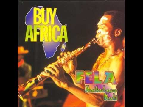 Fela Kuti - Buy Africa