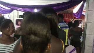 All Ghana Movie Stars  At Maame Yaa Konadu Jackson\