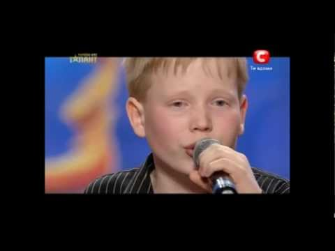 Украина мае талант 5 сезон - Иван Тикунов