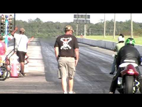 150cc GY6 Scooter - 1/4 Mile Track EDIT