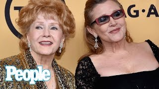 Debbie Reynolds Rushed To Hospital After Daughter Carrie Fisher's Death | People Scoop | People