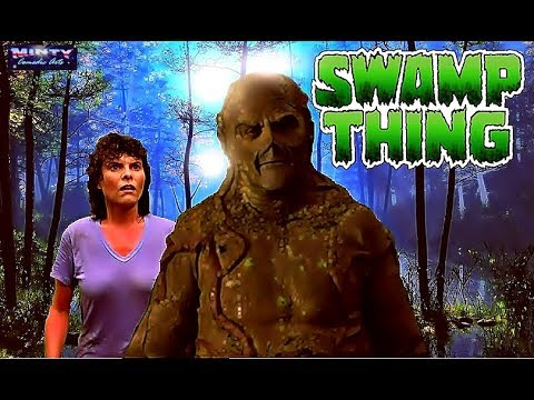 10 Amazing Facts About SwampThing