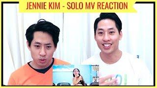 JENNIE - SOLO MV REACTION (NZ TWINS REACTS)