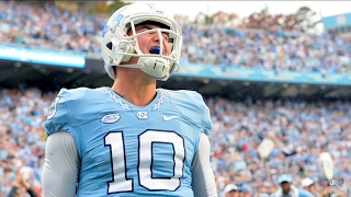 Future Franchise QB || North Carolina QB Mitchell Trubisky 2016 Highlights ᴴᴰ