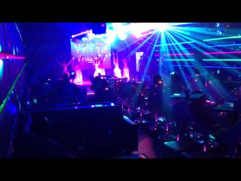 Fevicol Bollywood Dance in Annapurna's Attraction Discotheque and Pub in Pattaya Thailand
