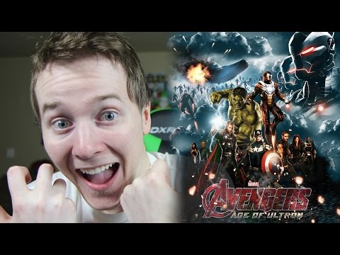 Avengers: Age Of Ultron Trailer Review Reaction