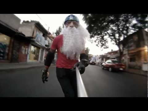 Go skateboarding with Victor E. FREERIDE