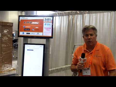 DSE 2015: URWay Kiosks Highlights the Sojourn Model Kiosk with Tool-Free Assembly