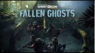 Ghost recon Wildland : Fallen Ghost big badaboum [XBOX ONE X]