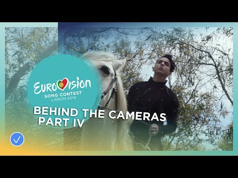 Eurovision Behind The Cameras part 4: The postcards!