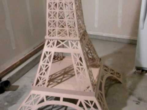 how to build a strong popsicle stick tower