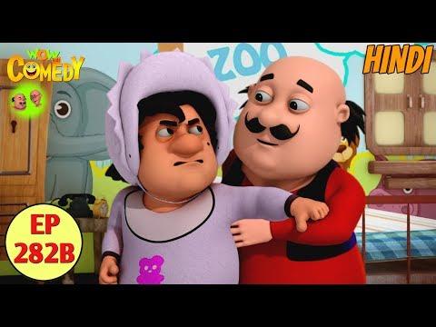 Motu Patlu | Cartoon in Hindi | 3D Animated Cartoon Series for Kids | Motu Patlu Baby John thumbnail