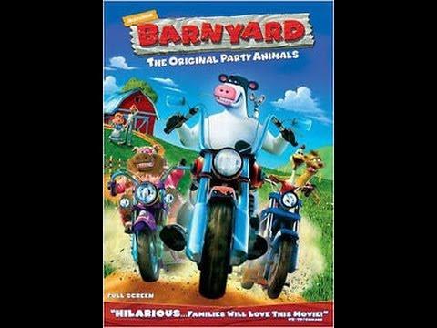 Opening To Barnyard 2006 DVD